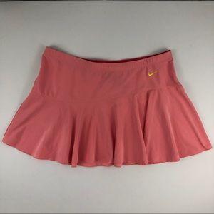 Nike Dri Fit Pink Tennis Skirt